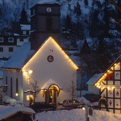 Willingen Weihnachtsmarkt.übersicht Der Arrangements 4 Sterne Hotel In Willingen